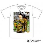 サイバーコネクトツー松山洋 x jbstyle. コラボTシャツ【白】